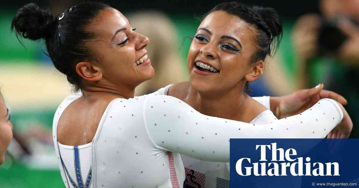 Becky and Ellie Downie say abuse in GB gymnastics 'completely normalised'