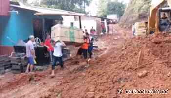 Puerto Berrío y San Luis, afectados por las lluvias en Antioquia - Caracol Radio