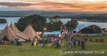 'Pop Up Paradise' campsite near Bristol with live music, circus acts and more - Bristol Live