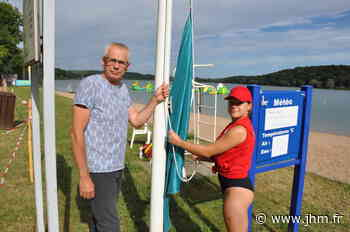 Langres : La plage du lac de La Liez rouvre - le Journal de la Haute-Marne
