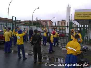Trabalhadores do CDD Feira de Santana entram em greve - Causa Operária
