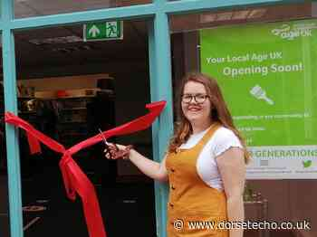Competition winner opens new Age UK North, South and West Dorset shop - Dorset Echo