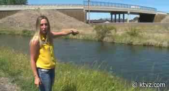 Terrebonne woman recounts rescuing toddler who ran across Hwy. 97, fell in canal - KTVZ