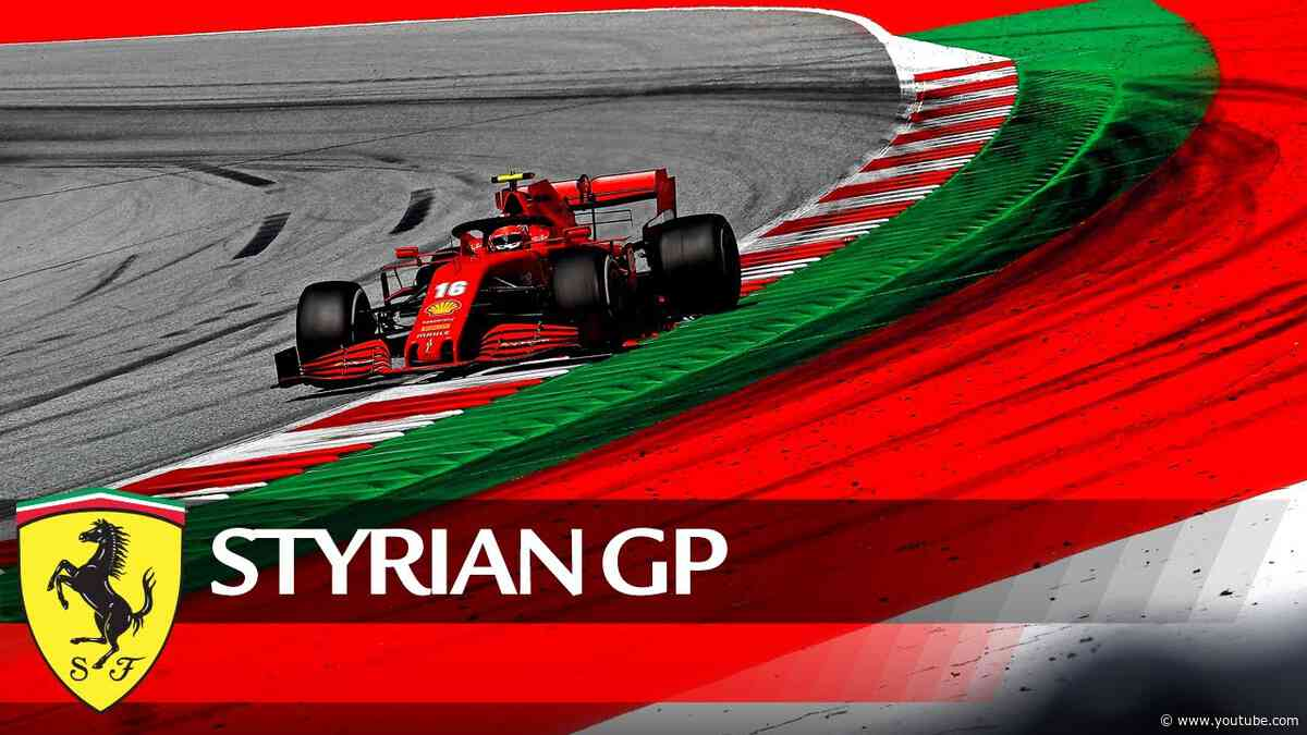 Styrian Grand Prix Preview - Scuderia Ferrari 2020