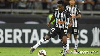 El TAS falló contra Banfield por la demanda contra Cazares y Atlético Mineiro - TyC Sports
