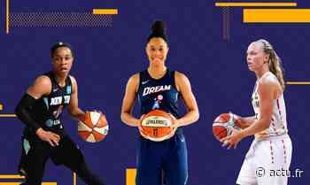 Basket / WNBA : Asia Durr, future joueuse de Lattes-Montpellier, touchée par le covid-19 - actu.fr