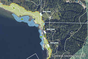 Road repaired after landslide in Seymour Arm – Salmon Arm Observer - Salmon Arm Observer