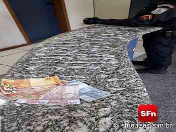 Homem é preso com 90 buchas de maconha em Miracema - SF Notícias