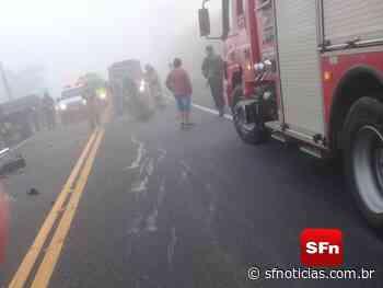 Motociclista morre em acidente na RJ-116 entre Pádua e Miracema - SF Notícias