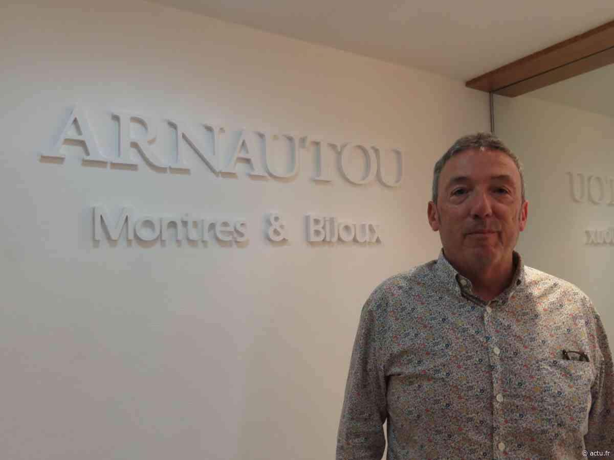Marmande. Le bijoutier Antoine Arnautou part à la retraite - Le Républicain