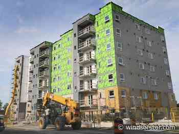 'Full steam ahead' for new construction in midst of pandemic