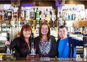 Calderdale pub owners relieved to be back open but wary of what the future holds - Halifax Courier