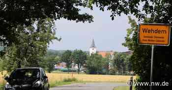 Großes Bürgerinteresse an Baugebieten in Stemwede - Neue Westfälische
