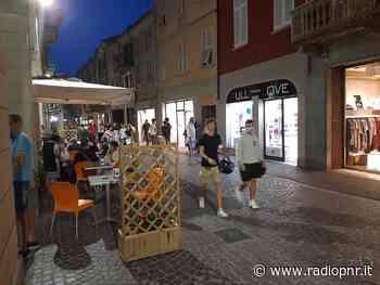 Tortona - Giovedì sera con i negozi aperti e gli aperitivi - RadioPNR