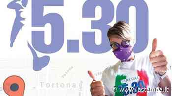 A Tortona torna la Virtual 5:30: la corsa-camminata toccherà i luoghi simbolo dell'emergenza Covid - La Stampa