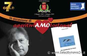 """Tortona: """"Aperitiviamo"""" con l'autore Luciano Rolandi - Telecity News 24"""