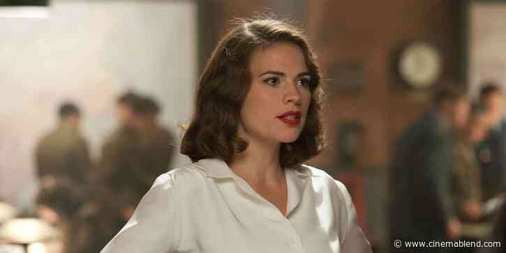 Agent Carter's Hayley Atwell Shares Ripped Back Photo Showing Off Mission: Impossible Transformation - CinemaBlend