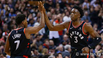 Armstrong on how time before the bubble could help the Raptors - TSN