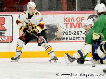 Seguin, Dickson ready to Rock - Timmins Press