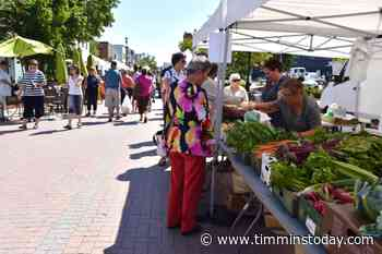 Urban Park Market returning downtown Timmins - TimminsToday