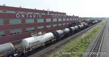 Ontario Northland opens talks with Quebec miner on ore haul to Timmins - TimminsToday
