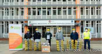 Donan equipos de protección biosanitaria a hospitales de provincias de Huarmey, Casma, y del Santa - Diario Digital Chimbote en Línea