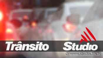 Trânsito interrompido na ERS 324 entre Marau e Passo Fundo | Rádio Studio 87.7 FM - Rádio Studio 87.7 FM