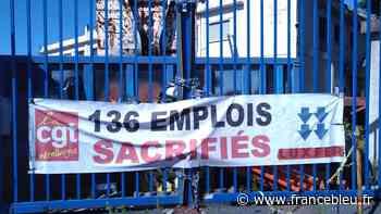 Luxfer : mobilisation générale devant l'usine de Gerzat (Puy-de-Dôme) - France Bleu