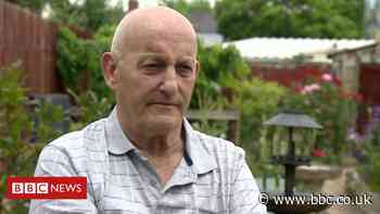 Coventry widower describes 'horrendous' funeral - BBC News