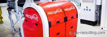 Altglasaufbereitung: Redwave entwickelt neue Technologie zur Erkennung dunkler Glasscherben - EU-Recycling