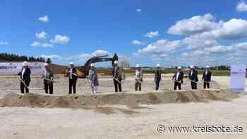 Spatenstich für neues Gewerbeprojekt in Gilching - Kreisbote