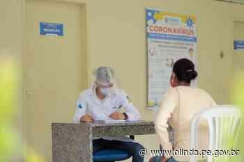 Olinda faz retorno gradativo dos serviços de saúde - Prefeitura de Olinda