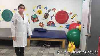 Centro de Reabilitação de Olinda retoma atendimento com crianças - Prefeitura de Olinda