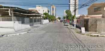 Loja abandonada pega fogo em Olinda, chamas são rapidamente contidas - JC Online