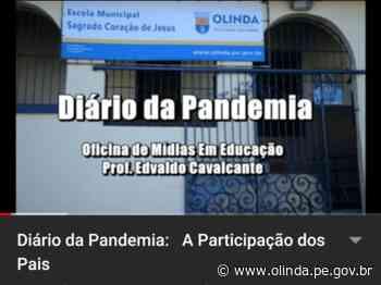 Oficinas da rede de ensino de Olinda se adaptam ao mundo virtual - Prefeitura de Olinda
