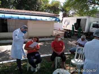 Olinda inicia atendimento em ambulatório de auriculoacupuntura - Prefeitura de Olinda