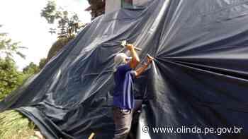 Defesa Civil de Olinda segue realizando Operação Inverno - Prefeitura de Olinda