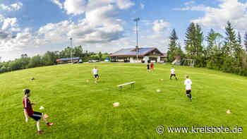 TSV Pfronten nimmt den Trainingsbetrieb wieder auf - Kreisbote
