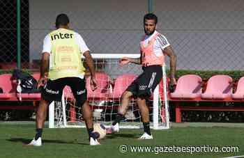 No primeiro dia do São Paulo em Cotia, Diniz comanda treino com foco na saída de bola - Gazeta Esportiva