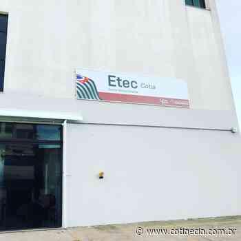 Etec de Cotia oferece 120 vagas para cursos técnicos gratuitos - Cotia e Cia