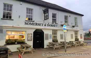Burnham-On-Sea's Somerset & Dorset pub closes as customer tests Covid positive - Burnham-On-Sea