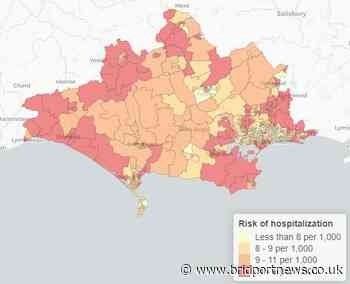 West Dorset's expected coronavirus hot spots revealed | Bridport and Lyme Regis News - Bridport and Lyme Regis News