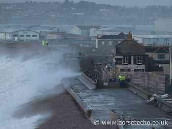 Dorset Council to tackle coastal erosion - Dorset Echo