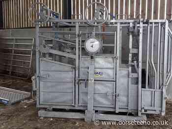 Police appeal as equipment stolen from farm near Dorchester - Dorset Echo