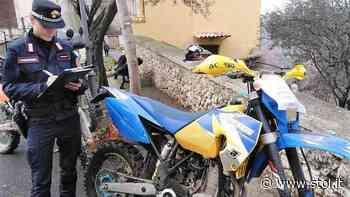 Illegal im Wald unterwegs: Saftige Strafe für 2 Motocross-Fahrer in Tisens - Stol.it