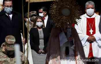 Bolivian president has COVID-19 as virus hits region's elite