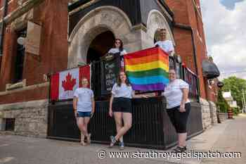 Middlesex LGBTQ+ milestone: Strathroy to host county's first Pride bash Saturday - Strathroy Age Dispatch