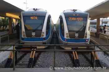 Trens de Natal terão grade de viagens ampliada a partir da próxima segunda (13) - Tribuna do Norte - Natal