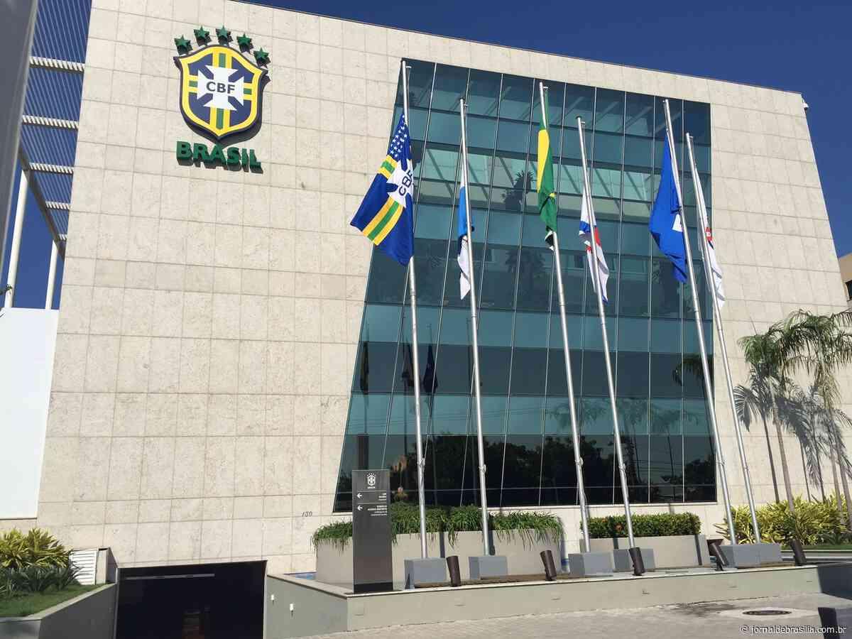 CBF prevê Brasileiro até fevereiro e jogos entre Natal e Ano-Novo - Jornal de Brasília