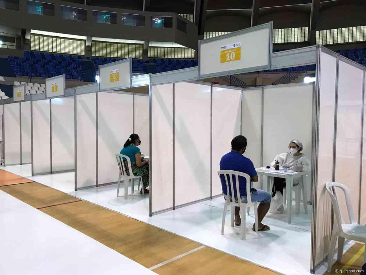 Centro de Atendimento para Covid-19 em Natal atende cerca de 600 pacientes nos dois primeiros dias de funcionamento - G1